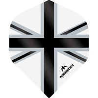 Mission Ailette Mission Alliance-X 100 White & Black NO2