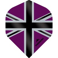 Mission Ailette Mission Alliance-X 100 Purple & Black NO2