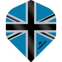 Mission Ailette Mission Alliance-X 100 Blue & Black NO2