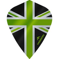 Mission Ailette Mission Alliance 100 Black & Green Kite