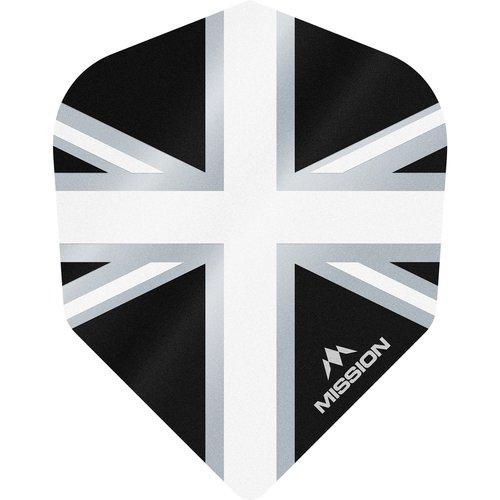 Mission Ailette Mission Alliance 100 Black & White NO6