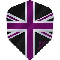 Mission Ailette Mission Alliance 100 Black & Purple NO6