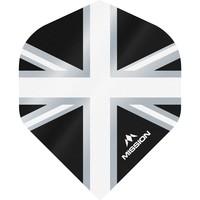 Mission Ailette Mission Alliance 100 Black & White NO2