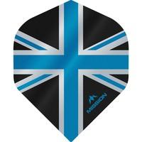 Mission Ailette Mission Alliance 100 Black & Blue NO2