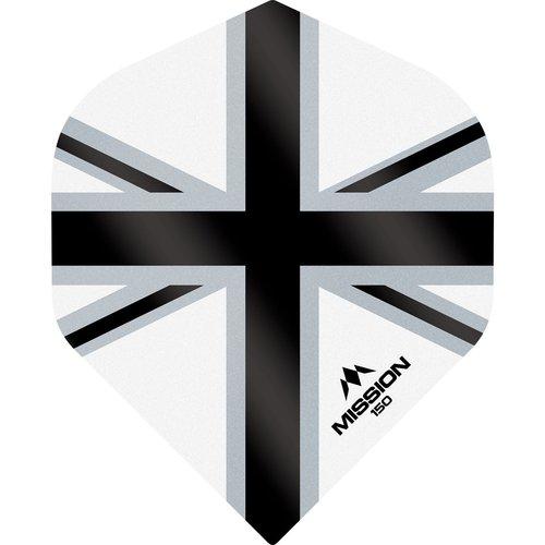Mission Ailette Mission Alliance-X 150 White & Black NO2