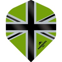 Mission Ailette Mission Alliance-X 150 Green & Black NO2