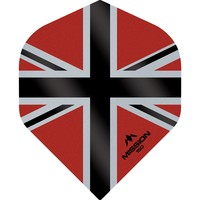 Mission Ailette Mission Alliance-X 150 Red & Black NO2
