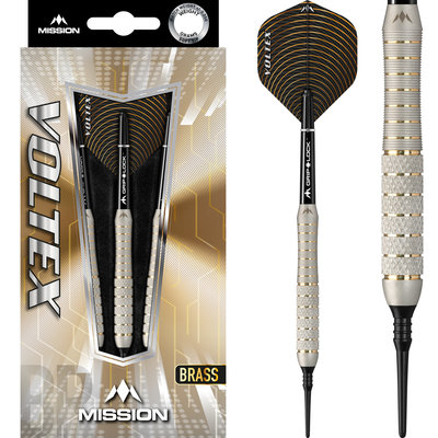 Mission Voltex M1 Brass Soft Tip