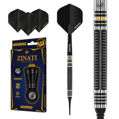 Winmau Zinati 90% Soft Tip