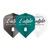 L-Style Ailette L-Style Champagne Kami L3 Shape Vintage Logo Type-B