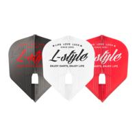 L-Style Ailette L-Style Champagne Kami L3 Shape Vintage Logo Type-A
