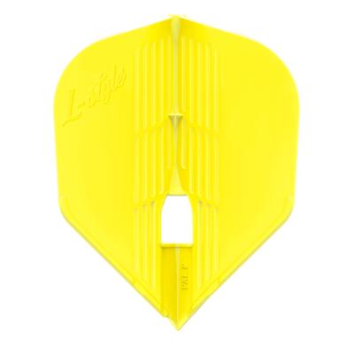 Ailette L-Style Champagne  Kami L3 Shape Yellow