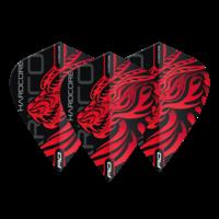 Red Dragon Ailette Jonny Clayton Hardcore Dragon Kite