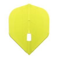 L-Style Ailette L-Style Champagne Kami L1 Pro Standard Neon Yellow