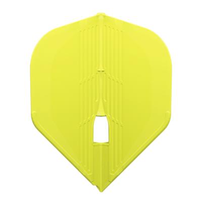Ailette L-Style Champagne Kami L1 Pro Standard Neon Yellow