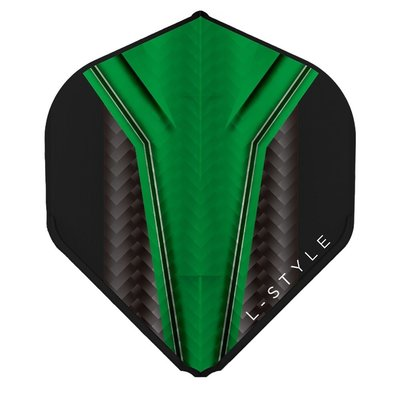 Ailette L-Style Champagne L1 EZ Standard Inception Green