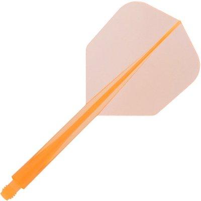 Ailette Condor Neon Axe  System - Small Orange