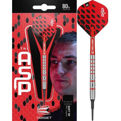 Target Nathan Aspinall 80% Soft Tip