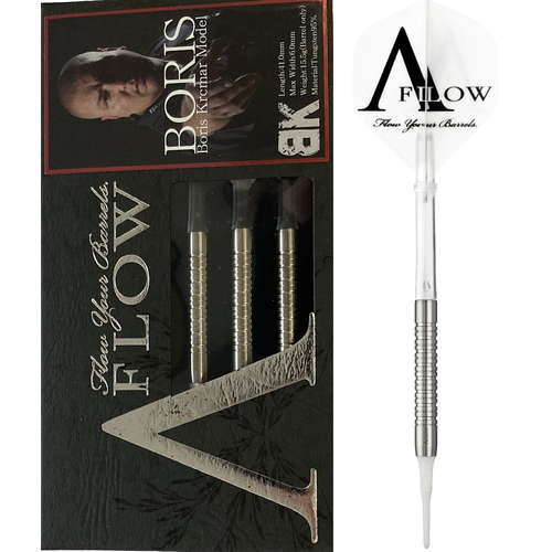 Dynasty Dynasty A-FLOW Black Line Boris Krcmar 95% Soft Tip
