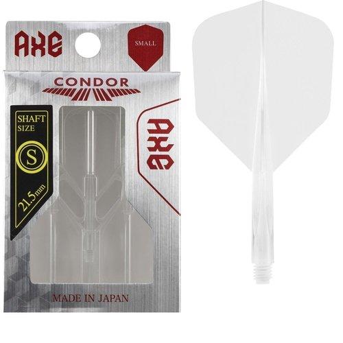 Condor Ailette Condor Axe  System - Small Clear