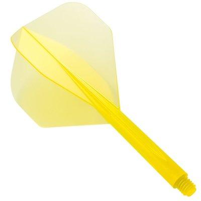 Ailette Condor Zero Stress  System - Standard Clear Yellow