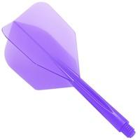 Condor Ailette Condor Zero Stress  System - Small Clear Purple