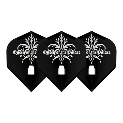 Ailette L-Style Champagne  L1 Standard Fallon Sherrock V3 Black