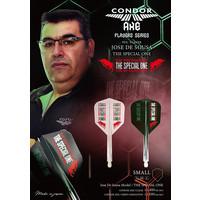 Condor Ailette Condor Axe Player - Jose de Sousa - The Special One Clear - Small
