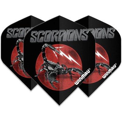 Ailette Winmau Rock Legends Scorpions