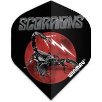 Winmau Ailette Winmau Rock Legends Scorpions