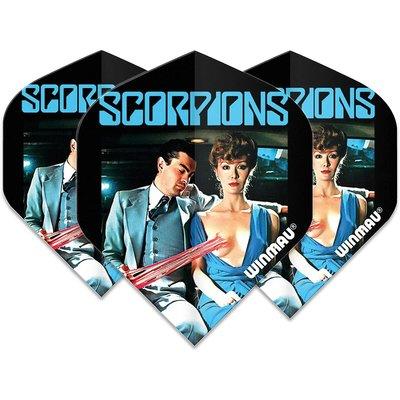 Ailette Winmau Rock Legends Scorpions Love Drive
