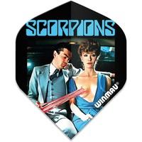 Winmau Ailette Winmau Rock Legends Scorpions Love Drive