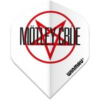 Winmau Ailette Winmau Rock Legends Motley Crue Logo