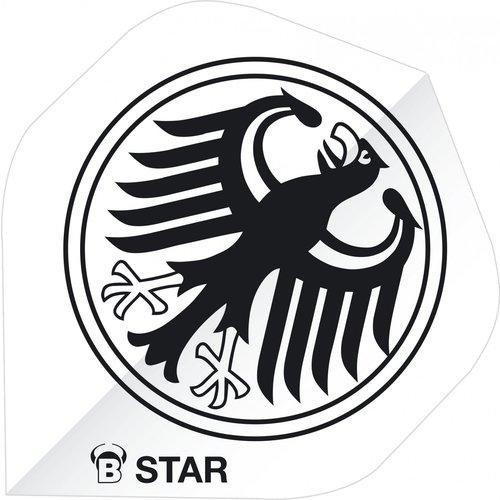 Bull's Germany Ailette Bull's B-Star Eagle White