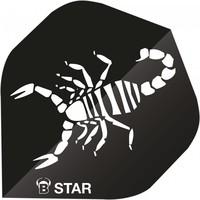 Bull's Germany Ailette Bull's B-Star Scorpion Black