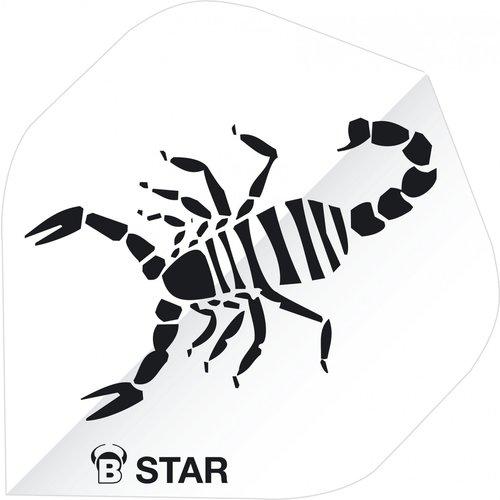 Bull's Germany Ailette Bull's B-Star Scorpion White