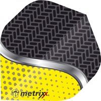 Bull's Germany Ailette Bull's Metrixx Dot Yellow
