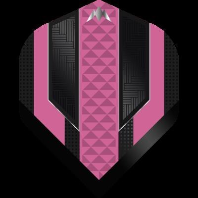 Ailette Mission Temple NO2 Black & Pink
