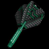 Mission Ailette Mission Vex NO2 Black & Green
