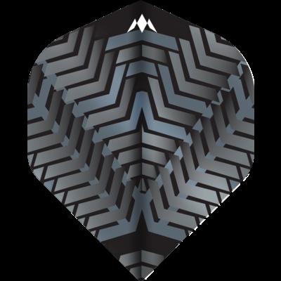 Ailette Mission Vex NO2 Black & Grey