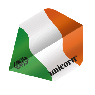 Ailette Unicorn Ultrafly Ireland Flag PLUS