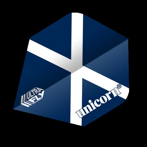Unicorn Ailette Unicorn Ultrafly Scotland Flag PLUS