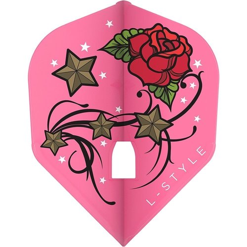 L-Style Ailette L-Style Champagne L3 Lisa Ashton V2 Pink