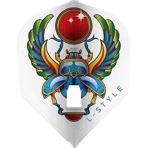 L-Style Ailette L-Style Champagne L3 Kami Anastasia Dobromyslova White
