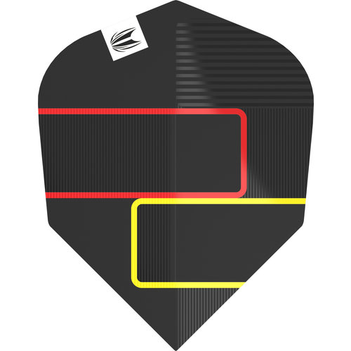 Target Ailette Target Gabriel Clemens 8 Flight0% Pro Ultra Black NO6