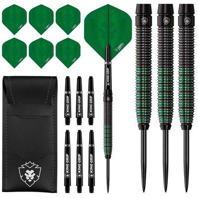 KOTO Kingfinity Black & Green 90%