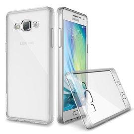 Merkloos Samsung Galaxy A5 (2015) Ultra thin 0,3mm Gel TPU Transparant case hoesje