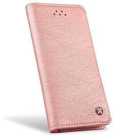 Xundd iPhone 5 / 5S / SE zachte hand voelen en handig  hoesje Rose Goud