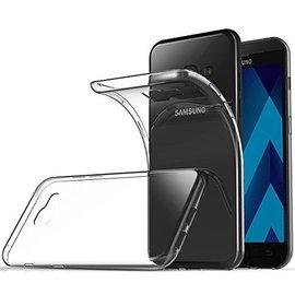 Merkloos Samsung Galaxy A5 2017 ultra dunne transparant hoesje