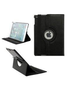 Merkloos iPad Air Luxe 360 Rotation Case Wit